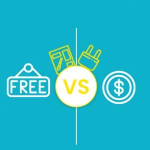 افزونه های رایگان و پولی چه تفاوتی دارند ؟؟